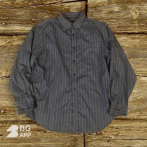 David Taylor Men's Button Down Shirt size Lg